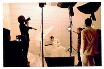 婚纱摄影技巧