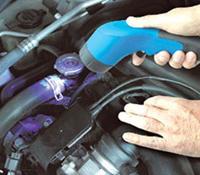 汽车空调加氟的过程中需注意的几个问题