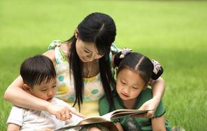 暑假日和给孩子请个好家教