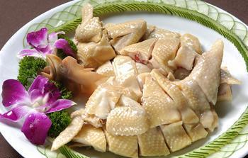 粤菜家常家菜之――白斩鸡