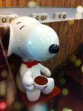 动漫主题咖啡厅史努比来到重庆