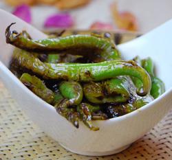 虎皮青椒怎么做好吃