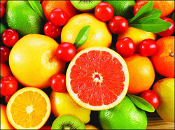 对夏季防�鹦Ч�显著的那些水果