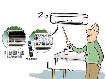 """空调保养常识,保养空调的一些小方法帮助空调""""延年益寿"""""""