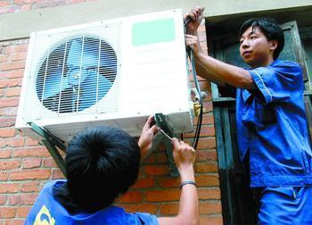 教您怎样安装空调的几个步骤-视野72空调网