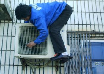 空调清洗方法,教你快速清理空调污垢