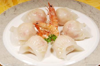 水晶虾饺的具体做法详解