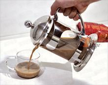 如何解决法压壶咖啡渣的问题