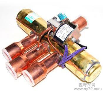 空调维修常识,空调四通阀换向不良是什么原因造成的图片