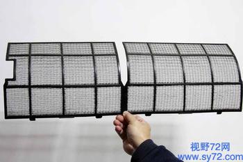 空调过滤网应该怎么清洗,过滤网清洗小技巧