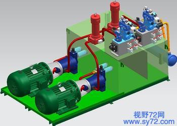 机械设备维修之机械液压系统的维护