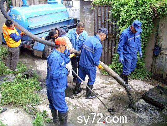 化糞池清掏是需要注意什么,多久清理一次最佳