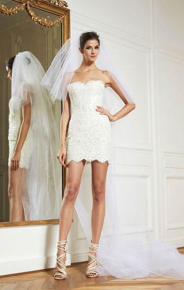 2014夏季最热门婚纱礼服