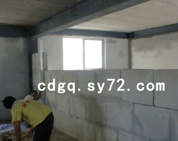 四川轻质隔墙板材料主要技术指标参数